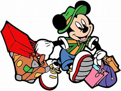 Clipart Disney Vacation Mickey Mouse Clip Transparent