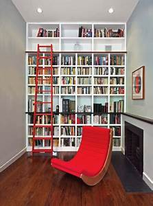 17, Functional, Modern, Home, Library, Designs, For, All, Book, Lovers