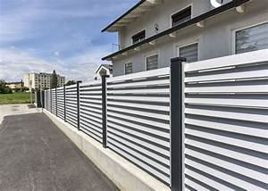 Aluminium Zaun Modern : alu zaun landeck leeb balkone und z une ~ Articles-book.com Haus und Dekorationen