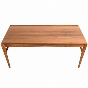 lilian handmade walnut coffee table for sale at 1stdibs With handmade coffee table for sale