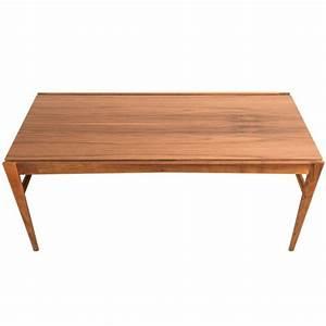 lilian handmade walnut coffee table for sale at 1stdibs With handmade coffee table for sale