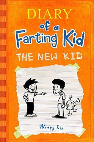 diary   farting kid   kid  wimpy kid