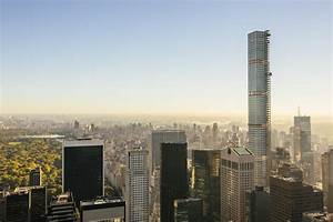 Rafael Viñoly Talks About 432 Park Avenue, the Tallest ...