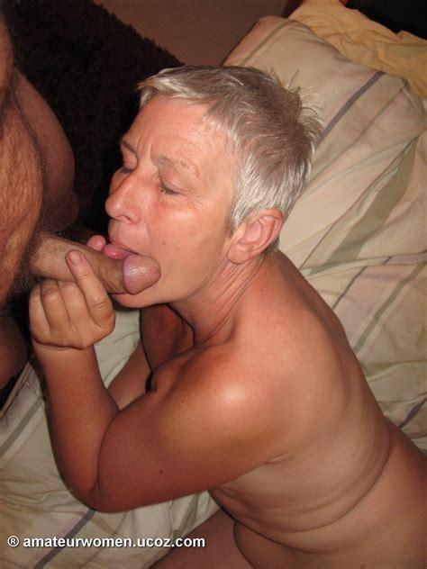 German Granny Mature Porn Photo