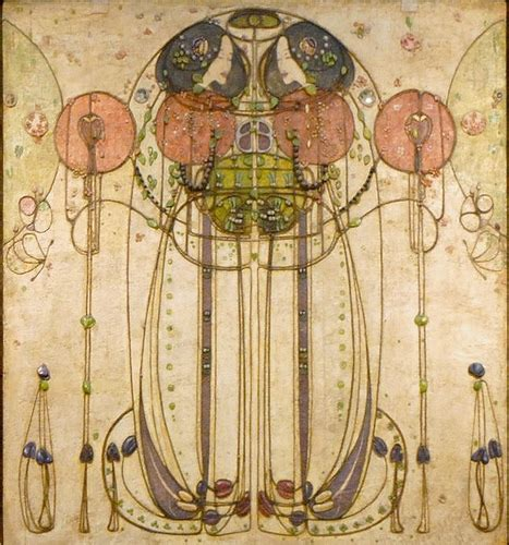 Beer In Art #106: Charles Rennie Mackintosh's The Wassail