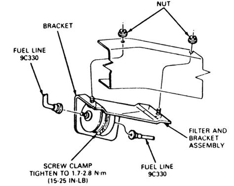 1988 Ford Bronco Fuel Line Diagram by The World S Catalog Of Ideas