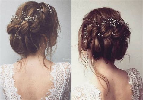 10 Enchanting Wedding Hairstyles 2018