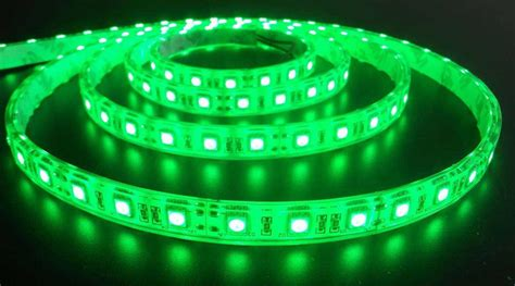 12v rgb color changing led light 5050 smd flex led