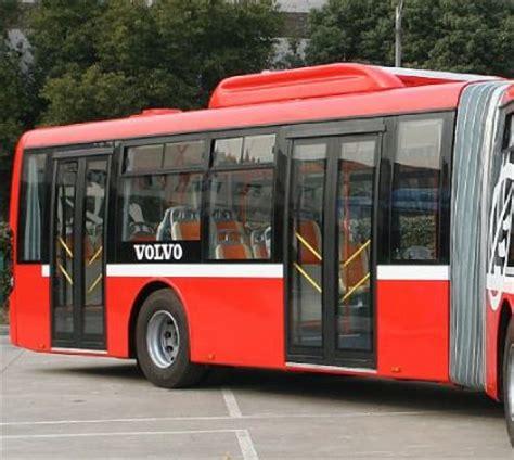 busportal volvo predstavuje kloubovy metrobus pro brt