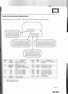 2004 Acura Mdx Radio Factory Wiring Diagram Key1