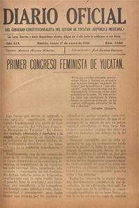 The First Feminist Congress Of Mexico