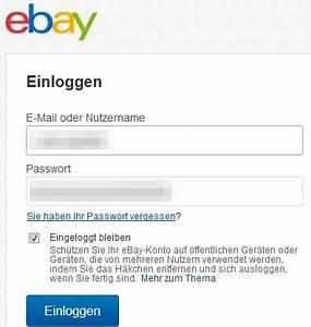 My Ebay Einloggen : ebay passwort ndern so geht 39 s ganz einfach ~ Orissabook.com Haus und Dekorationen