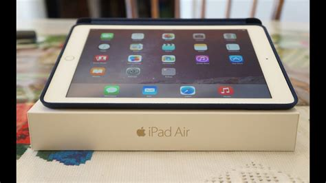 ipad air  unboxing gbwi figold hd youtube