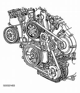 2003 Buick Lesabre Serpentine Belt Diagram