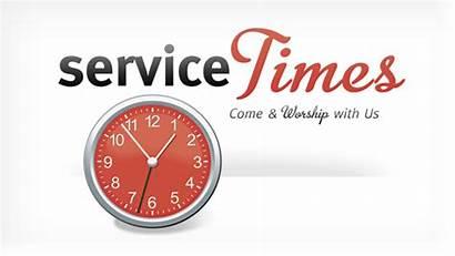 Service Times Church Worship Sunday Morning Wednesday
