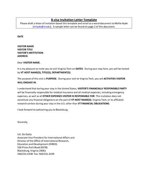 China-business-visa-invitation-letter-template | Chainimage