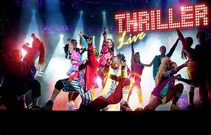 39Thriller Live39 To Moonwalk Down Under Michael Jackson