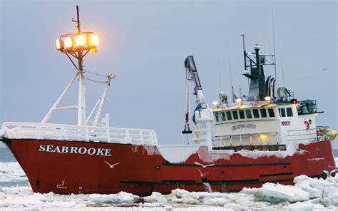Seabrooke Fishing Boat Captain by Before Deadliest Catch Read An Excerpt From Scott