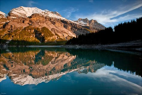 In Der Natur by Symmetrie Der Natur Foto Bild Landschaft Berge