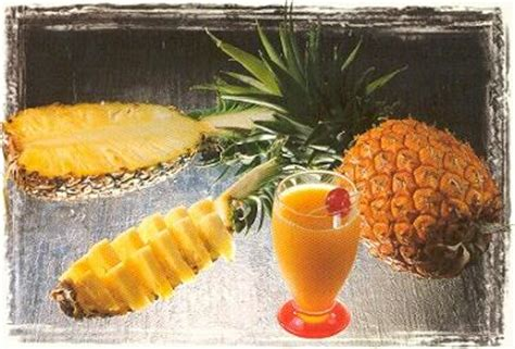 cuisine antillaise punch ananas