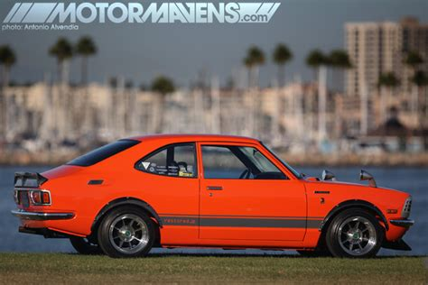 Coverage> Japanese Classic Car Show In Lbc