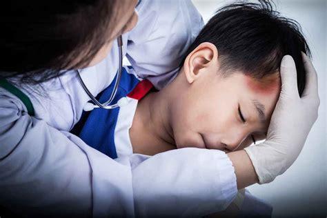 guidance developed  children hospitalized  mild