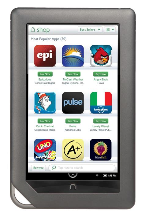 barnes and noble nook barnes noble nook app reaches 1 million