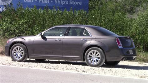 2013 Chrysler 300c Review by Chrysler 300c 2013 Test Drive Car Review