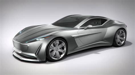 Aston Martin Vie Gh Anniversary 100 Concept  Car Body Design