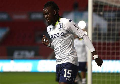 Bertrand Traore makes goalscoring debut as Aston Villa ...