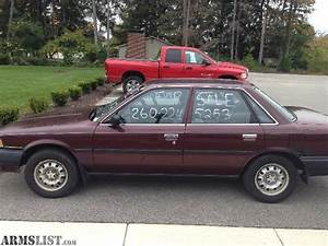 Armslist  Trade  1991 Toyota Camry 168 000miles