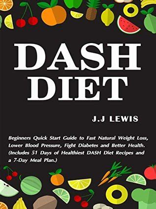 dash diet beginners quick start guide  fast natural