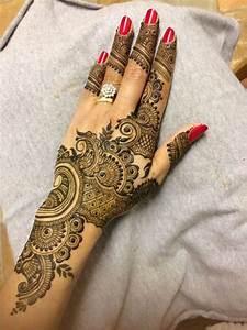 30 Latest Eid Mehndi Designs 2020 Images Easy & New Style