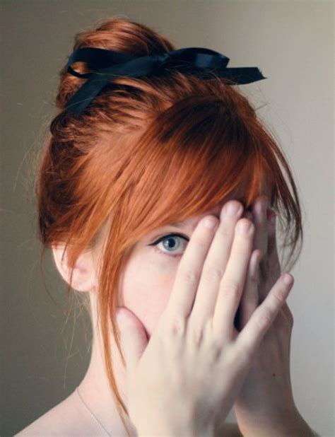 899 Best Ginger And Spice Images On Pinterest Hairstyles