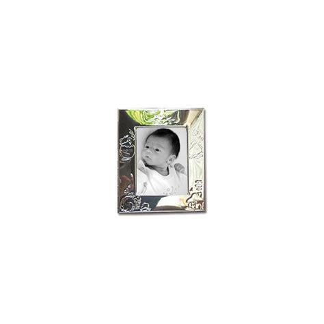 cadre photo naissance en m 233 tal argent 233 personnalis 233