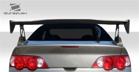 02-06 Acura Rsx Type M Duraflex Body Kit-wing/spoiler