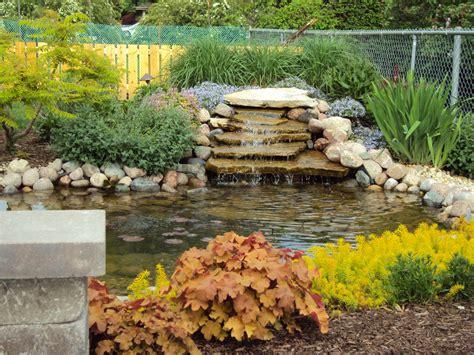 Building A Backyard Pond  Glenns Garden Gardening Blog