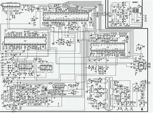 Telestar 2518 Ctv Circuit Diagram