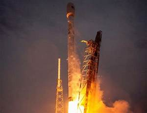 SFI Live: Coverage of the launch of SpaceX Falcon 9 rocket ...