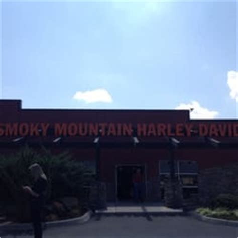 smoky mountain harley davidson motorcycle repair