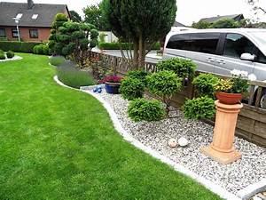 Gartengestaltung Ideen Beispiele : moderne gartengestaltung mit grsern ~ Bigdaddyawards.com Haus und Dekorationen