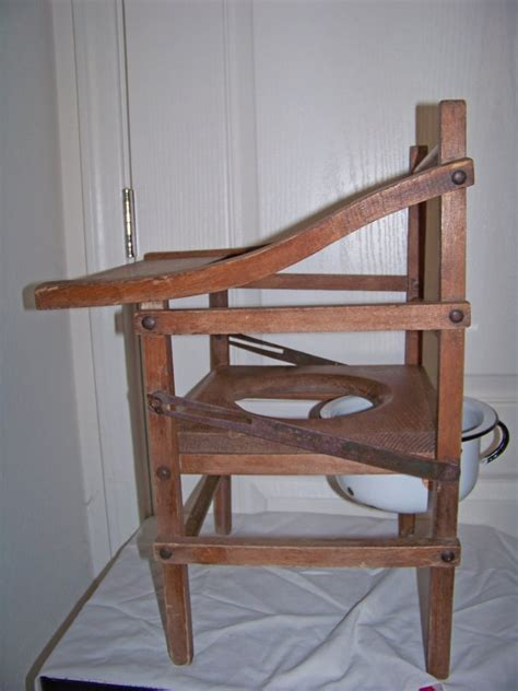 toddler potty chairs with trays antique childs wooden potty chair with tray and by