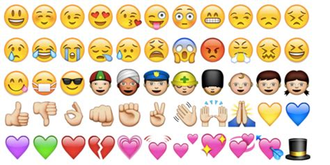 whatsapp gets new emojis which are similar to apple s business insider