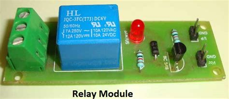 automatic room lights  pir sensor  relay circuit