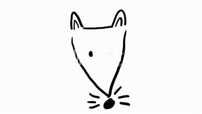 Dog Drawing Rat Fox Mouse Stick Draw