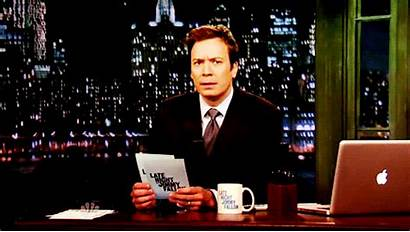 Confused Jimmy Fallon Reading Reaction Gifs Don