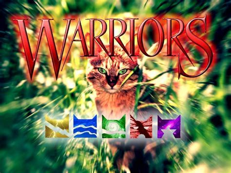 Warriors Cats Backgrounds  Wallpaper Cave