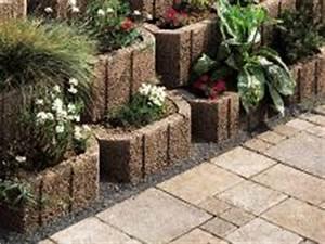 Steine Zum Bepflanzen : gestalten sie ihren garten mit pflanzsteinen bauhaus ~ Eleganceandgraceweddings.com Haus und Dekorationen