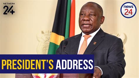 He made the announcement after consultations with various stakeholders. President Ramaphosa Speech Today / Dm3v5iwrk3rdtm / Cyril ...