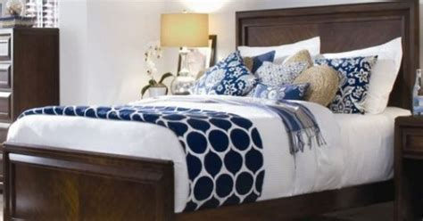 White Accent Pillows For Bed by White Bed Comforter With Patterned Blue And Accent Color